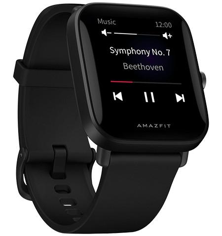 Smartwatch AMAZFIT Bip U, Black