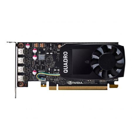 HP NVIDIA Quadro P1000 4GB Kit - 1ME01AA