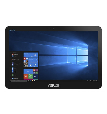 ASUS COMMERCIAL AIO 15,6P HD Touch N4020 4GB 256GBSSD UHD-G600 Wifi&BT EndlessUK Linux OS 2Yr Black