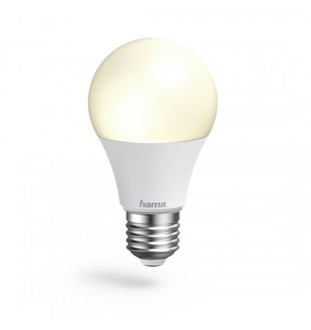 WiFi-LED Light HAMA, E27, 10W, RGB+CCT, Can be Dimmed