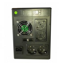 UPS Phasak 2000 VA LCD USB + RJ–45 - PH 9420