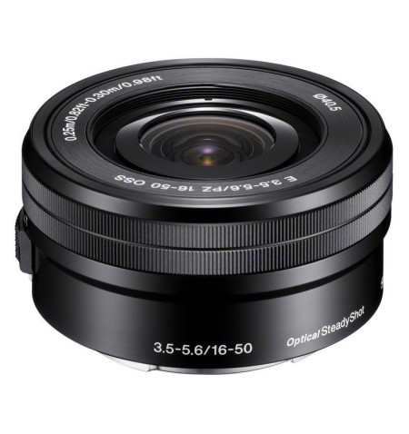 Sony Lente E-mount 16-50mm F3.5-5.6 OSS