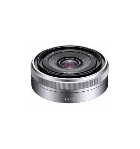 Sony SEL-16F28 - Lente SEL16F28 E16mm F2.8