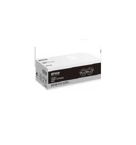 Toner Original Epson Double Pack Toner Negro AL-M200
