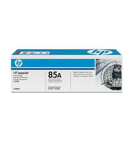 Toner Original HP 85A Preto (CE285AD)