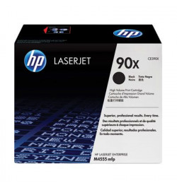Toner Original HP 90X Black Dual Pack LaserJet Toner Cartridges