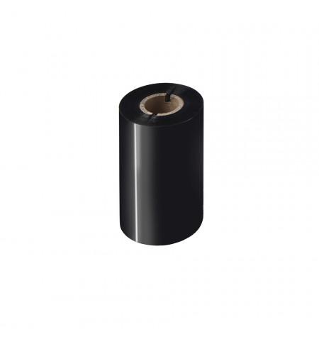 12 Rolos de Ribbon de cera/resina standard de 110mm de largura e 300m de comprimento