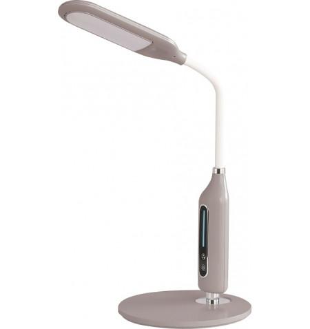 Candeeiro secretária Maxcom 7 W  410/450 lm  Light color: warm 3000 K,neutral 4000K - Grey