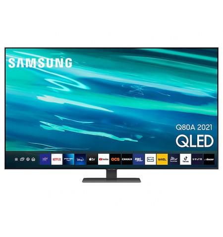 SAMSUNG - QLED Smart TV UHD 4K QE75Q80AATXXC