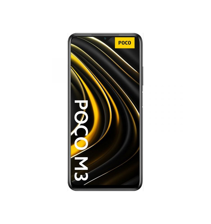 Xiaomi Poco M3 6,53'' 4/64GB Power Black - MZB0862EU