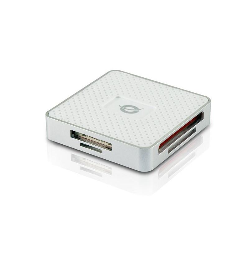 Conceptronic Leitor de Cartões USB 3.0 tudo-em-1