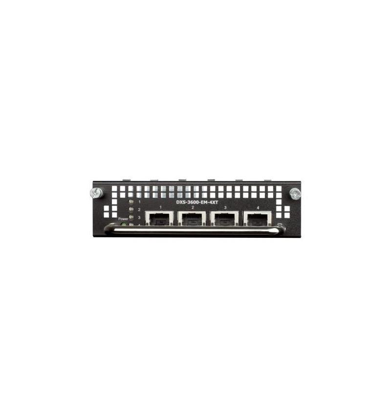 D-link DXS-3600-16S and DXS-3200-32S