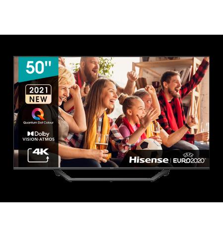 """SMART TV Hisense 50"""" QLED UHD 4K A7GQ"""