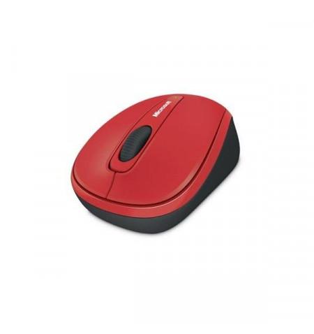 Rato Microsoft L2 3500 Mac/Win Vermelho (GMF-00293)