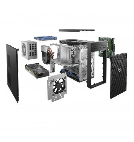 PT/BTS/Preci 3650/Core i7-10700K/16GB/512GB SSD/Quadro P2200/TPM/DVD RW/Kb/Mouse/460W/W10Pro/vPro/1Y Basic Onsite