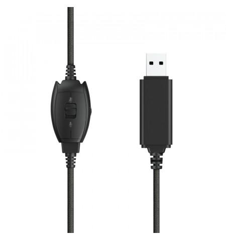 Auscultadores TRUST Rydo USB