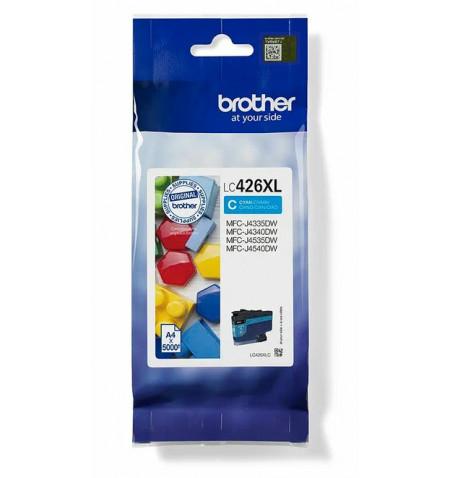 BROTHER TINTEIRO AZUL LC-426 XL
