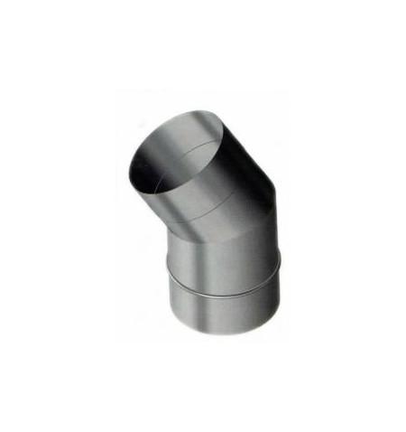 CURVA INOX 30º PORTOFLEX 200