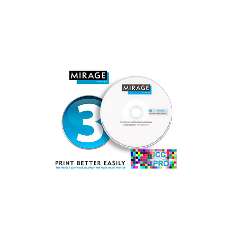 Mirage 8 & 12 Color Edition Canon - Licença - Win, Mac - Multilíngue