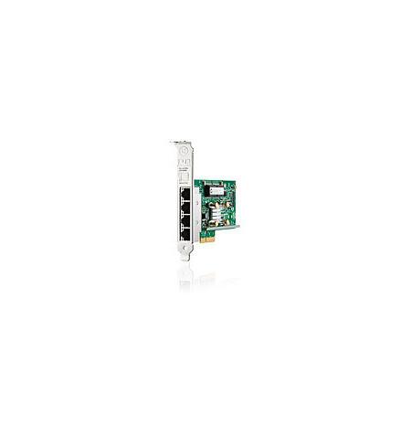 HP Ethernet de 1Gb 4-Portas adaptador 331T  - preço válido p/ unid faturadas até 4 de outubro ou fim