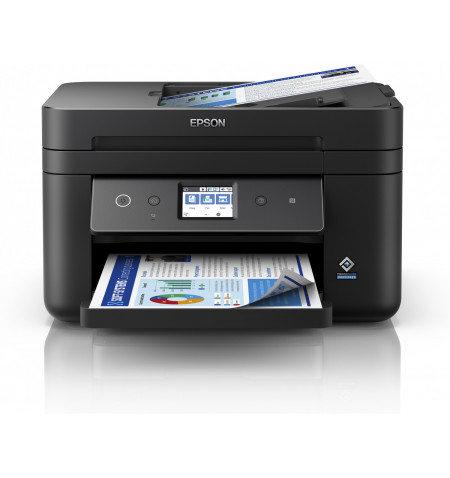 Impressora EPSON Multifunções WorkForce WF-2880DWF