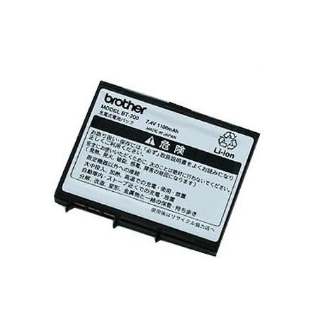 Acessório Brother Bateria de Litio Recarregável p/Impressora portátil 260 - BT200