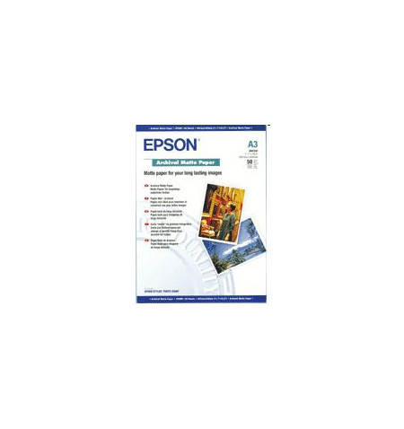Papel Mate Epson (C13S041344)