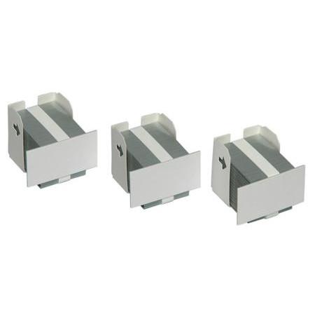 Oki Agrafos para agrafador externo - MC760/70/80 - 3.000 unidades