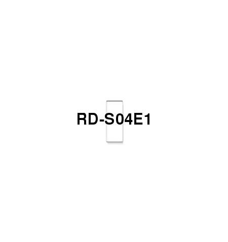 Rolos de etiquetas Brother (RD-S04E1)