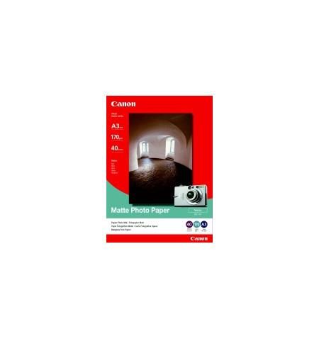 Papel Foto CANON Matte MP-101 A3, 40 folhas