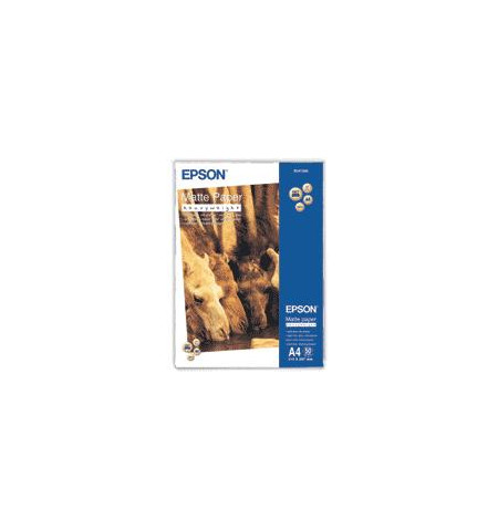 Papel EPSON Mate A4 (50 Folhas)