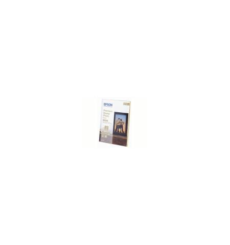 Papel Foto EPSON Premium Glossy (13 x 18 cm, 30 Folhas)