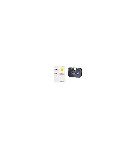 Fita Oki DP5000-Y-IC Amarelo (41067603)