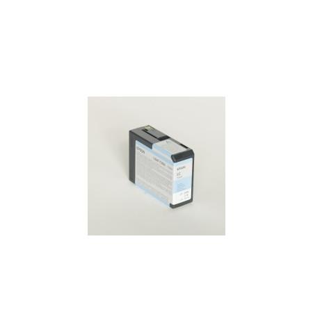 Tinteiro Original Epson Stylus Pro 3800 Ciano Claro C13T580500