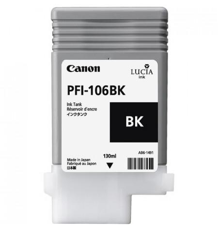 Tinteiro Canon PFI-106 130ml Preto 6621B001