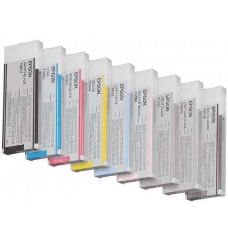 Tinteiro Original Epson SP 4800/4880 220ml Cinzento Claro C13T606900