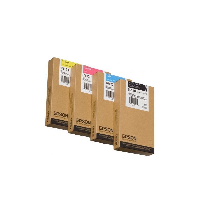 Tinteiro Epson C13T612300