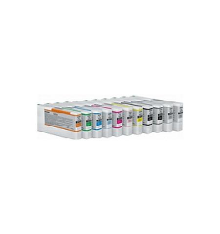 Tinteiro Original Epson Stylus Pro 4900 (200ml) Amarelo C13T653400