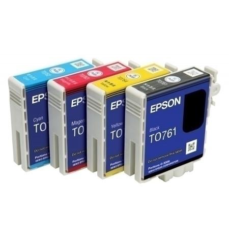 Tinteiro Original  Epson  SP 7900 / 9900 350ml Cinzento Claro C13T596900