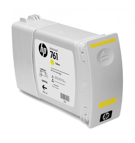 Tinteiro Original HP 761 400-ml Amarelo CM992A