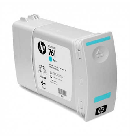 Tinteiro Original  HP 761 400-ml Ciano CM994A