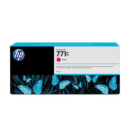 Tinteiro Original HP 771C 775-ml Magenta B6Y09A