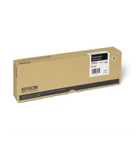 Tinteiro Original Epson SPRO11880 Foto Preto C13T591100