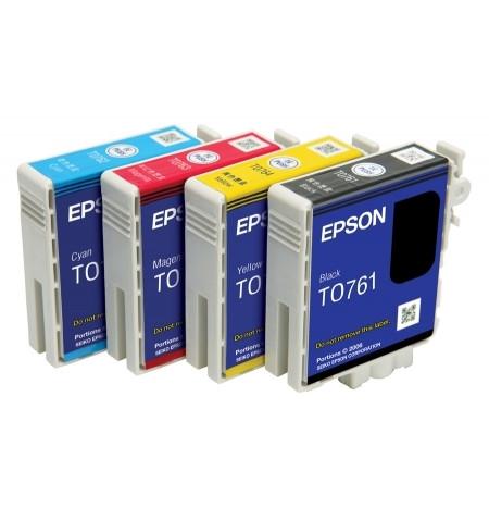 Tinteiro Original Epson SP 7900 / 9900 700ml Laranja C13T636A00