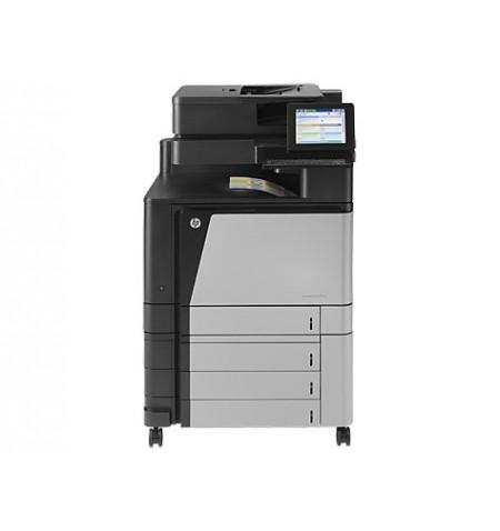 Impressora Multifunções Laser Cores HP LaserJet Enterprise Flow MFP M880z - A2W75A
