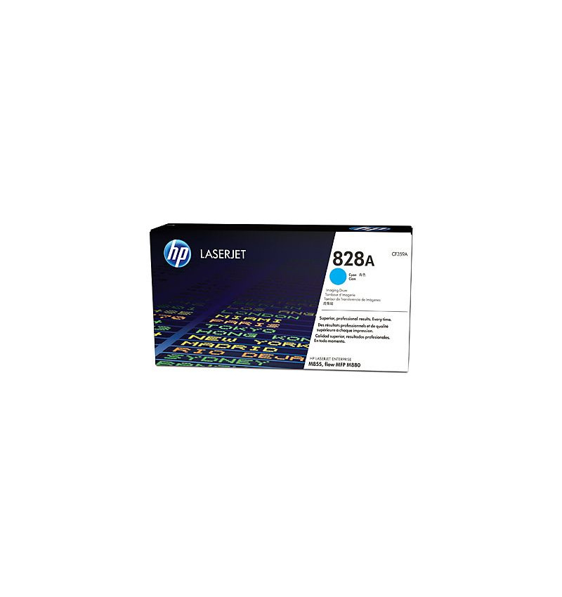 Toner Original HP HP 828A Cyan LaserJet - CF359A