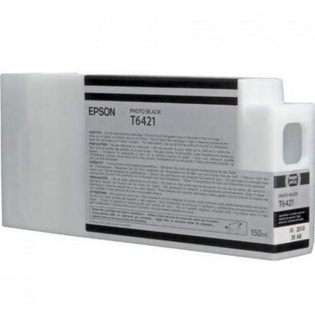 Tinteiro Original Epson Preto (C13T642100)