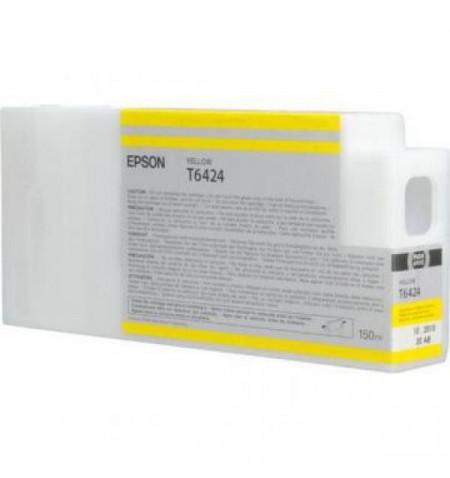 Tinteiro Original Epson Amarelo (C13T642400)