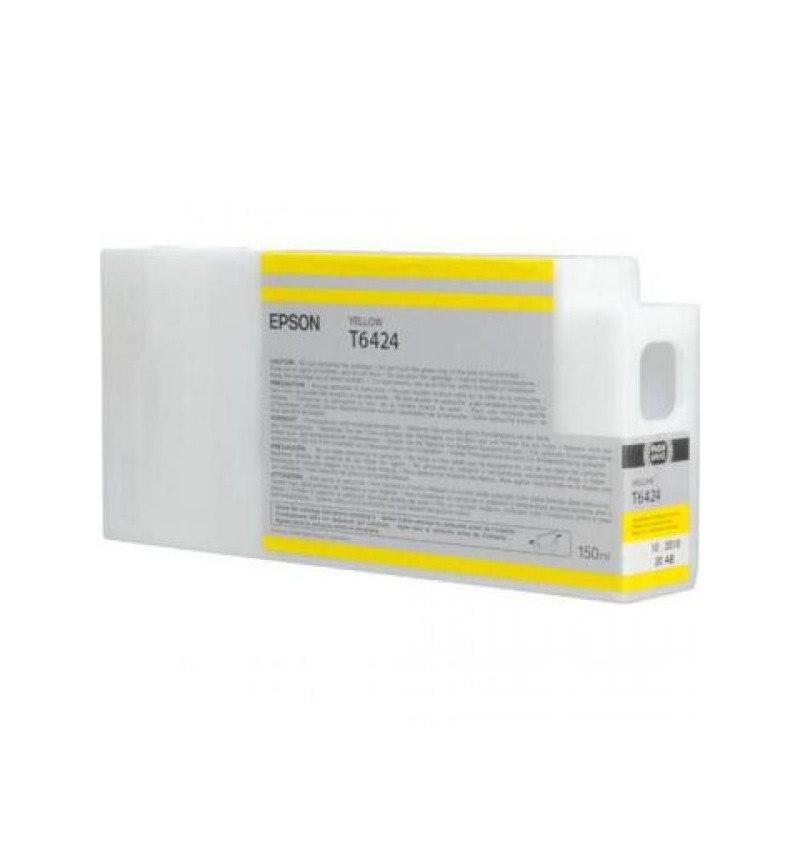 Tinteiro Original Epson Yellow C13T642400