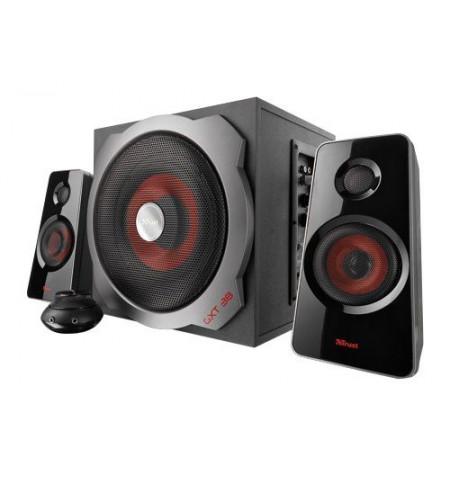 Colunas Trust 2.1 GXT 38 Subwoofer Speaker Set